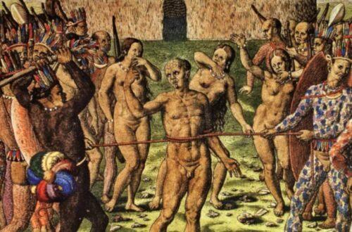 Ritual Antropófago, Wikimedia Commons